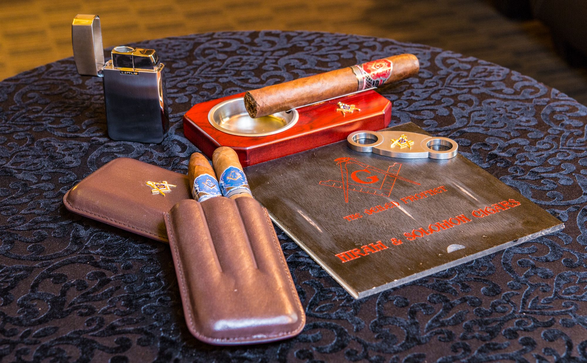 Masonic cigars