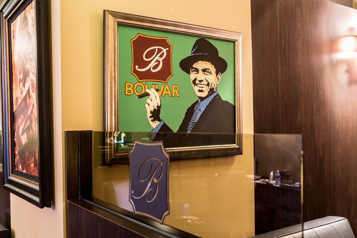 Photo of the Bolivar Lounge in Austin